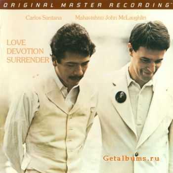 Carlos Santana & Mahavishnu John McLaughlin - Love Devotion Surrender (1973) (Reissue 2011)