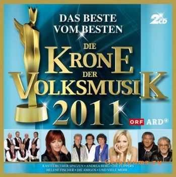 VA - Die Krone der Volksmusik 2011 (2011)