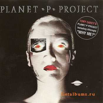 Planet P Project - Planet P Project 1983 [LOSSLESS]