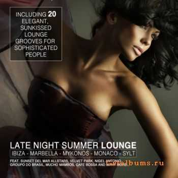 VA - Late Night Summer Lounge (2011)