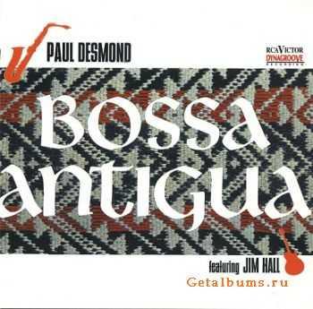 Paul Desmond - Bossa Antigua (1965)
