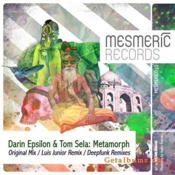 Darin Epsilon & Tom Sela - Metamorph (2011)