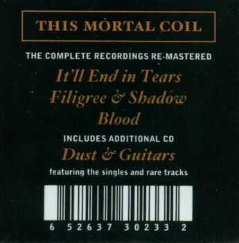 This Mortal Coil - Tears In The Dropbox (4CD) (2011)