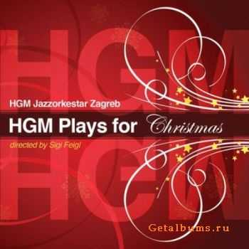 HGM Jazzorkestar Zagreb – HGM Plays For Christmas (2011)