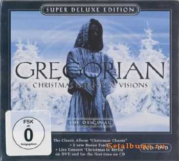 Gregorian - Christmas Chants and Visions. Super Deluxe Edition (2010)