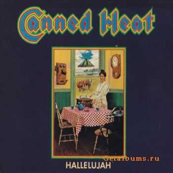 Canned Heat - Hallelujah (1969)