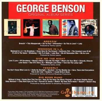 George Benson – Original Album Series (Box Set 5 Cd) (2009)