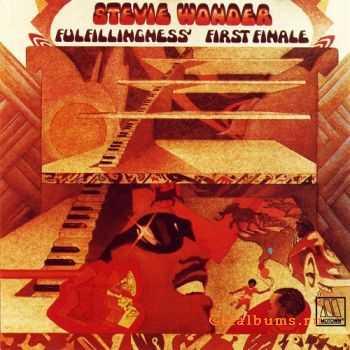 Stevie Wonder - Fulfillingness' First Finale (1974)