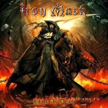 Iron Mask - Black As Death (Limited Edition) (2011)