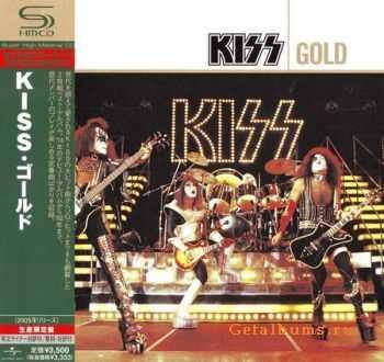 KISS - Gold (Japanese Edition) 2CD (2008) (Lossless) + MP3