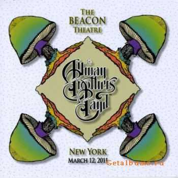 The Allman Brothers Band - Beacon Theatre, NY - March 12, 2011 (2011)