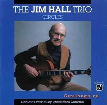 Jim Hall Trio - Circles (1981)