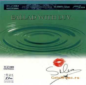 Salena Jones - Ballad With Luv (2010)