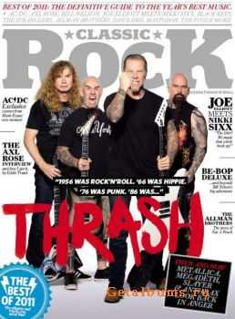 Classic Rock - January (2012)