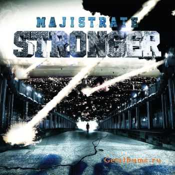 Majistrate - Stronger (2011)