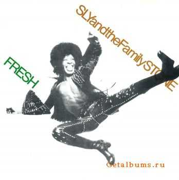 Sly and the Family Stone - Fresh (1973)