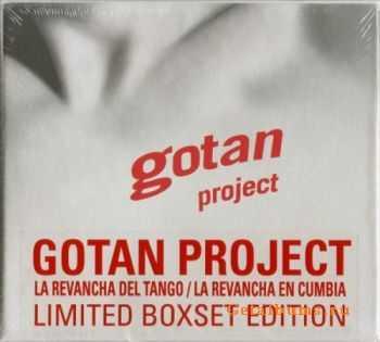 Gotan Project - La Revancha Del Tango / La Revancha En Cumbia (Limited Boxset Edition) (2011)
