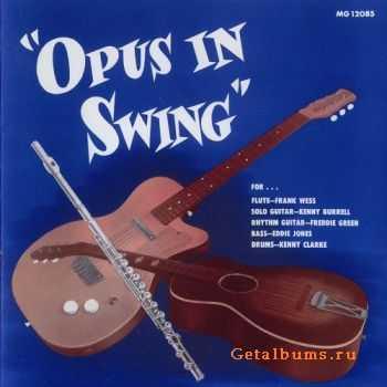 Frank Wess - Opus in Swing (1956)