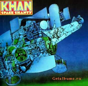 Khan - Space Shanty 1972
