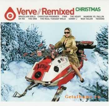VA - Verve Remixed Christmas (2008)