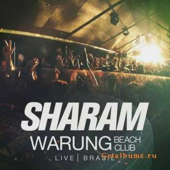 VA - SHARAM LIVE AT WARUNG BEACH BRASIL (2011)