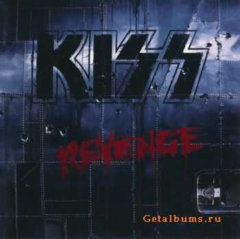 KISS - Revenge (Japanese Edition) 1992 (Lossless) + MP3