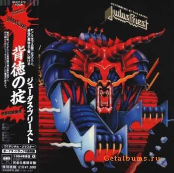 Judas Priest - Defenders Of The Faith (Japanese Edition) 1984 (Lossless) + MP3