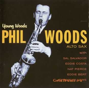 Phil Woods - Young Woods (1957)