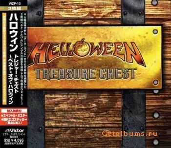Helloween - Treasure Chest (Japanese Edition) 3CD (2002) (Lossless) + MP3