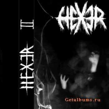 Hexer - Cassette II (EP) (2011)