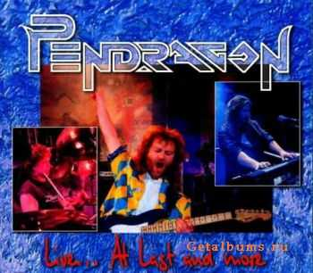 Pendragon � Live... At Last and more (2002) DVDRip