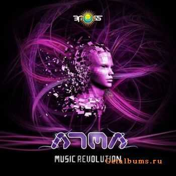 ATMA -  Music Revolution (2011)