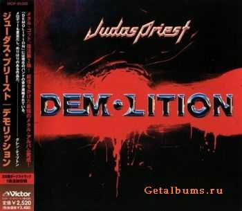 Judas Priest - Demolition (Japanese Edition) 2001 (Lossless + MP3)