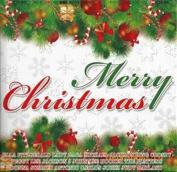 VA - Merry Christmas Collection [4CD] (2011)