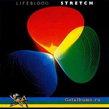 Stretch - Lifeblood (1977)