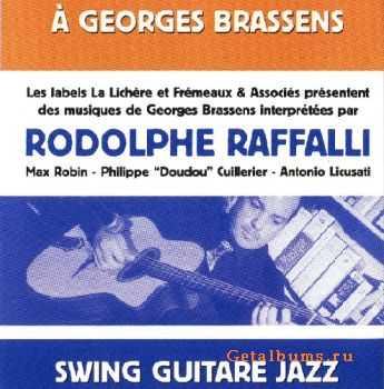 Rodolphe Raffalli - A Georges Brassens (2001)