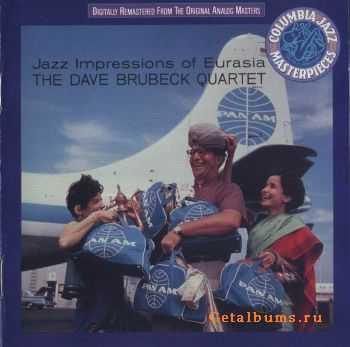 The Dave Brubeck Quartet - Jazz Impressions of Eurasia (1958)