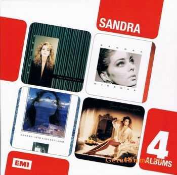 Sandra - 4 Albums (2011)