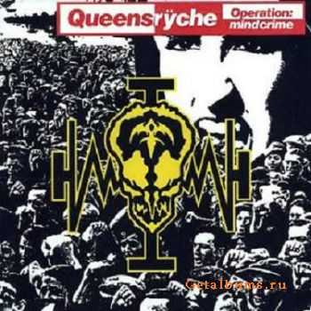 Queensryche - Operation: mindcrime (1988, 2003 Remastered Edition)