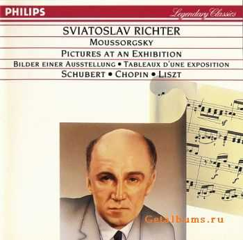 Sviatoslav Richter - Plays Mussorgsky (1958)