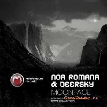 Noa Romana & Deersky - Moonface (2011)