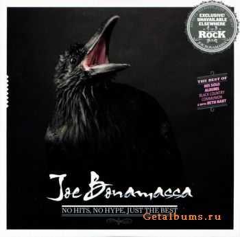 Joe Bonamassa – No Hits, No Hype, Just The Best 2012