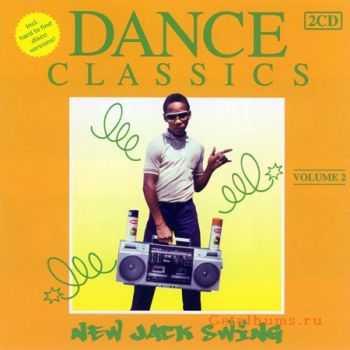VA - Dance Classics: New Jack Swing Vol.2 (2011)