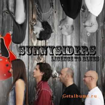 Sunnysiders - Licence To Blues (2011)