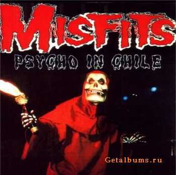 The Misfits - Psycho In Chile (Live with Myke Hideous) (1998)