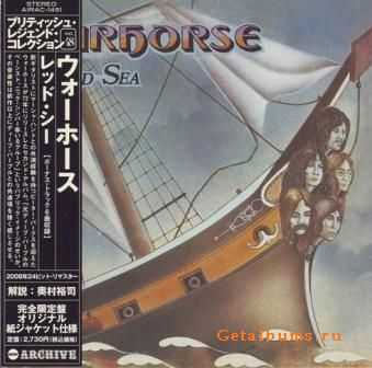 Warhorse   - Red Sea [Archive/Japan 2008] (1971/2008)