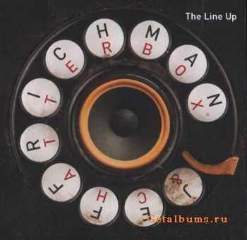 Jeff Richman & Chatterbox - The Line Up (2011)