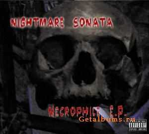 Nightmare Sonata - Necrophile [EP] (2011)