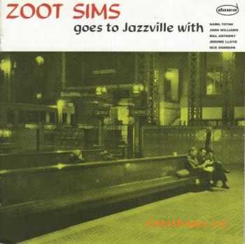 Zoot Sims Quintet - Zoot Sims Goes to Jazzville - 1956 (2004)