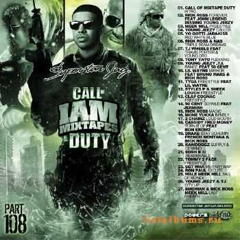 Superstar Jay - I Am Mixtapes 108 (2012)